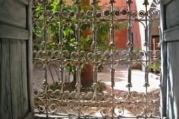 Histoires de 2 coqs - Marrakech medina