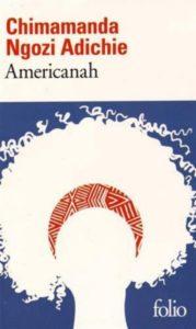 « Americanah » de Chimamanda NGOZI ADICHIE couverture du livre