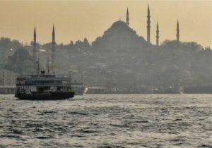 Istanbul, mosquées à Fathi