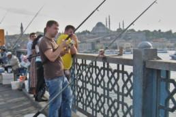 La « Petite-Fête » et le petit verre de liqueur Istanbul