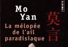 « La mélopée de l'ail paradisiaque » de Mo YAN