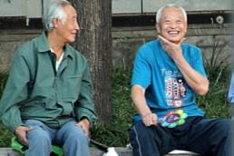Retour de Chine. Ces vieux chinois qui m'attendrissent et m'intriguent