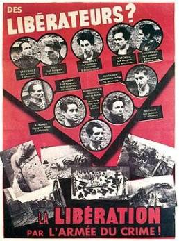 L'Affiche Rouge : Manouchian, Aragon, Ferré