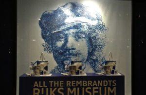 Amsterdam où s'invente le capitalisme - Rembrandts