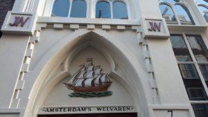 Amsterdam - de très bons navigateurs