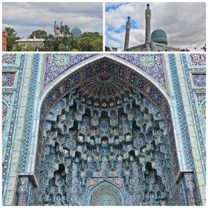 Saint-Pétersbourg mosquée