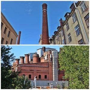 Saint-Pétersbourg quartiers ouvriers