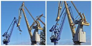 Saint-Pétersbourg - construction navale