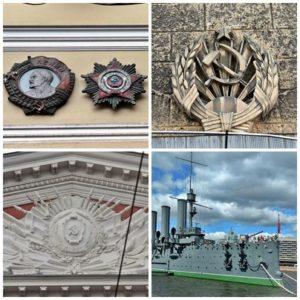 Saint-Pétersbourg - vestiges soviétiques