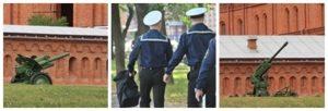 Saint-Pétersbourg - marine de guerre
