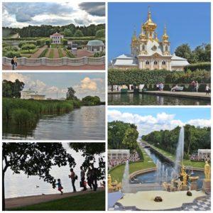 Saint-Pétersbourg Perterhof