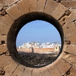 Essaouira le port les bateaux