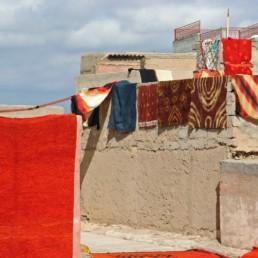 Marrakech 5 les souks, les tapis, les environs
