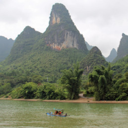 Guilin 2 - photos le long de la rivière Li