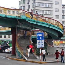 Xi'an départ de la Route de la Soie