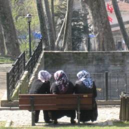 Istanbul Photos Uskudar sur la rive asiatique La Tour Galata Ortakoy et sa mosquée délicate