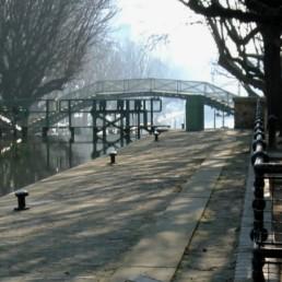 Paris - Canal St Martin 3