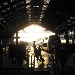 Paris Gares