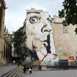 Beaubourg - Notre Dame de Paris 1