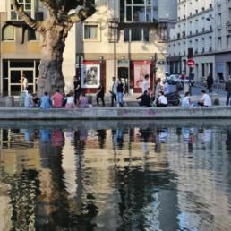 Paris - Canal St Martin 1