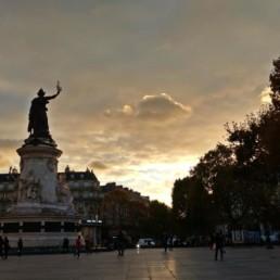 Paris République, Place de la
