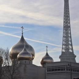 Paris – Tour Eiffel – TGB 2