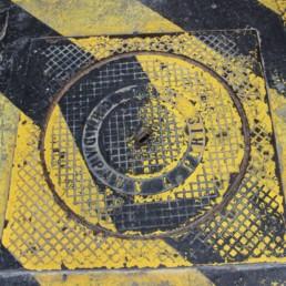 Plaques au sol 2