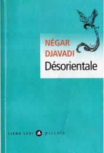 Négar Djavadi, couverture de son roman Iran