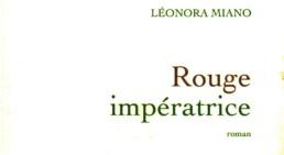 Impératrice rouge de Léonora Miano