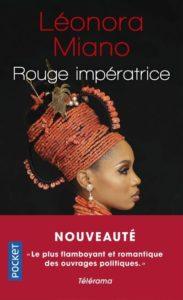 """""""Rouge impératrice"""" de Léonora MIANO (note de lecture)"""