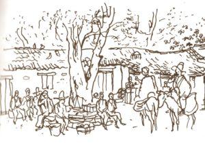 «Jours de Kabylie» de Mouloud FERAOUN le village