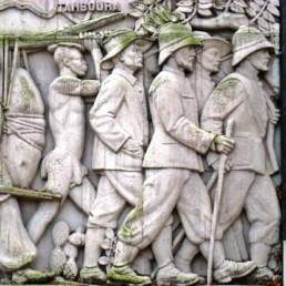 Colonial en images - Porte Dorée à Paris