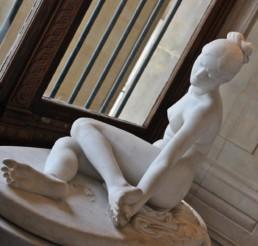 Musée du Louvre - pierre