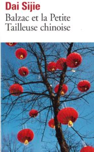 « Balzac et la Petite Tailleuse chinoise » de Dai SIJIE (note de lecture) couverture du livre