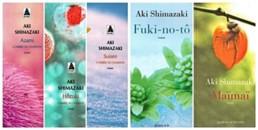 « L'Ombre du chardon » d'Aki SHIMAZAKI (note de lecture)