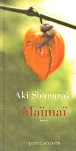 « L'Ombre du chardon » d'Aki SHIMAZAKI (Maïmaï 5/5)