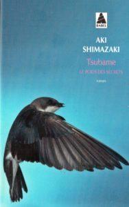 « Tsubame – Le poids des secrets » de Aki SHIMAZAKI (couverture du livre 3/5)
