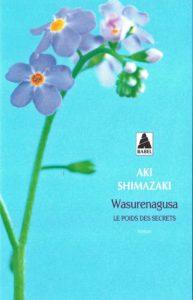 Wasurenagusa – Myosotis - Poids des secrets 4/5