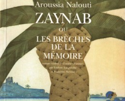 « Zaynab ou les brèches de la mémoire » d'Aroussia NALOUTI (note de lecture)
