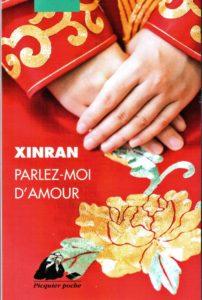 """""""Parlez-moi d'amour"""" de Xinran, couverture du livre"""