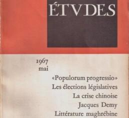 « Regards sur la littérature maghrébine d'expression française » d'Yves BOURRON (note de lecture)
