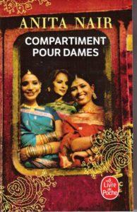 «Compartiment pour dames» d'Anita NAIR - couverture du livre