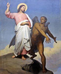 « L'enfer est pavé de bonnes intentions » Le Diable est bien présent, proche de chacun d'entre nous ! !