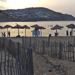 Tunisie Tabarka - plage